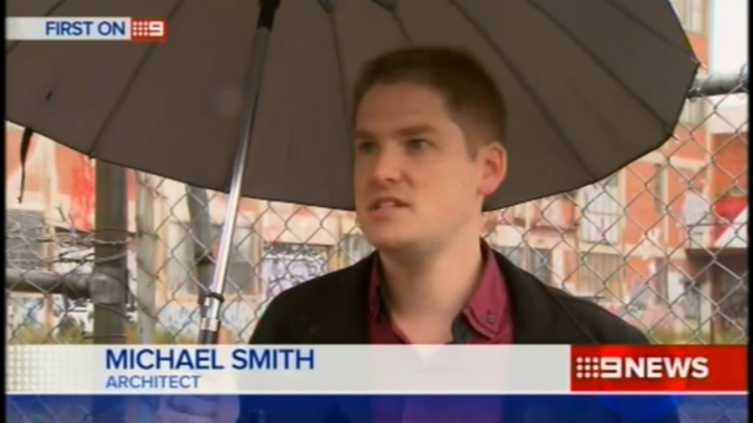 Michael on news a